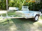 NO RUST TRAILERS.  7 x 5 Australian made box trailer.
