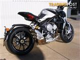 2015 M.V. AGUSTA BRUTALE 800 DRAGSTER 800CC MY14 SPORTS