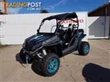 2015 CF MOTO Z8 EX 800CC ATV