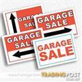 Massive Designer Garage Sale - 16th September 8am-12pm - 31 Dirkala St Mansfield