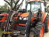 KUBOTA M9540 with cabin and 4 in 1 loader only 3 hours only  DISPLAY STOCK SALE