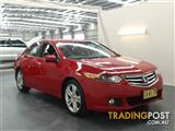 2008 Honda Accord Euro Luxury 10 Sedan