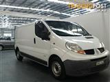 2007 Renault Trafic LWB  Van