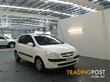2005 Hyundai Getz 1.6 TB Upgrade Hatchback