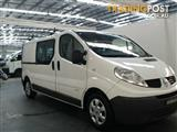 2013 Renault Trafic 2.0 DCI LWB L2H1 MY11 Van