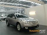 2010 Subaru Outback 2.5I Premium MY10 Wagon