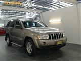2007 Jeep Grand Cherokee Limited (4x4) WH Wagon