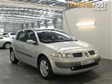 2004 Renault Megane Dynamique X84 Hatchback