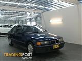 1991 BMW 320i   Sedan