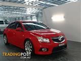 2011 Holden Cruze SRi JH Sedan
