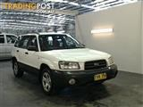 2003 Subaru Forester X MY03 Wagon