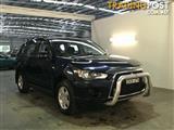 2012 Mitsubishi Outlander LS (FWD) ZH MY12 Wagon