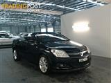 2008 Holden Astra Twin TOP AH MY08 Convertible