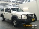 2008 Ford Ranger XL (4x4) PJ 07 Upgrade Cab Chassis