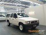 1999 Toyota Hilux  LN147R Dual Cab Pick-up