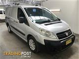 2008 Fiat Scudo   Van