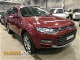 2013 Ford Territory Titanium (RWD) SZ Wagon
