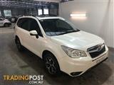 2013 Subaru Forester 2.5I-S MY13 Wagon