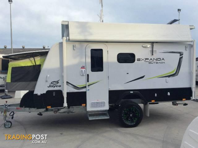 Lastest JAYCO EXPANDA 21641 RV Towing Caravans Specification