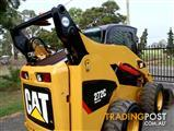 BOBCAT CATERPILLAR 272C SKID STEER LOADER BOBCAT