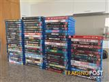 Blu ray movie collection - As new