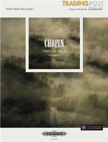 Chopin: Prelude No. 4