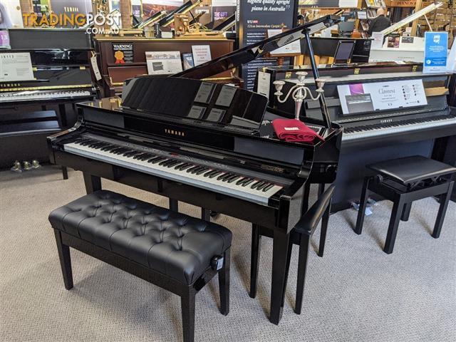 Yamaha Clavinova Digital Piano CLP-465GP