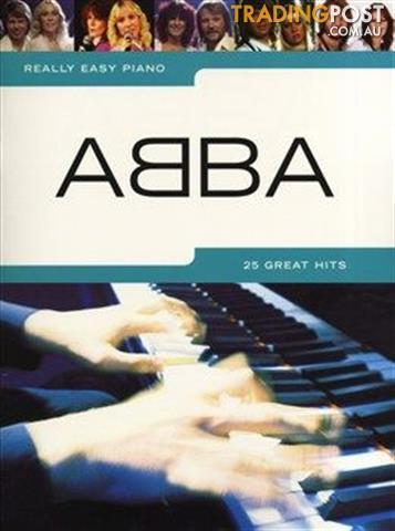 Really Easy Piano: Abba
