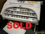 Wurlitzer Theatre Horseshoe Model 575T SOLD
