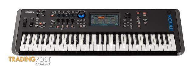 Yamaha  Synthesizers   MODX6  61-key semi-weighted