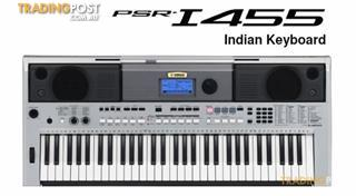 Yamaha  PSR I455 Portable Keyboard  Indian Music