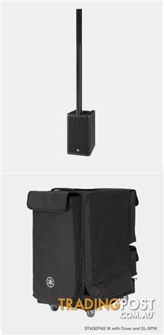 Yamaha Stagepas 1K The Ultimate All-in-One Portable PA System