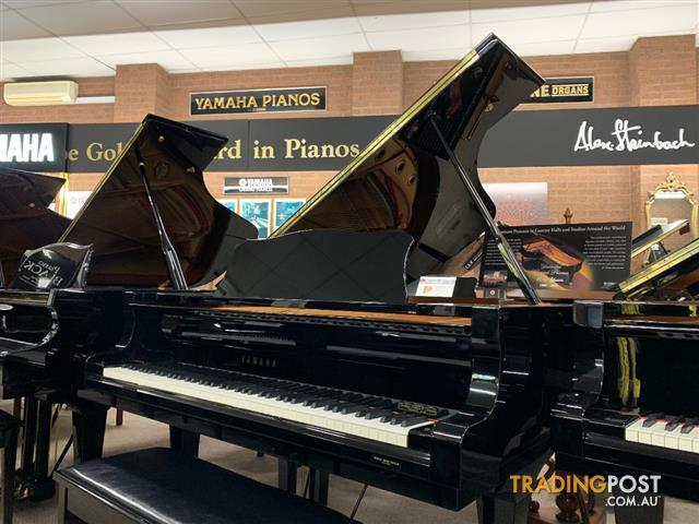 Yamaha Grand Piano 212cm  Polished Ebony (2005) C6 L PE ~ NOW SOLD