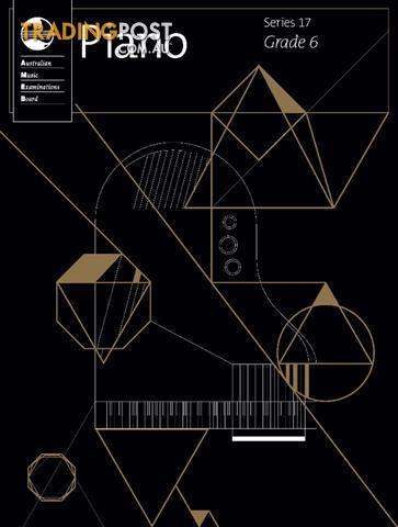 AMEB Piano Series 17 Grade Book - Grade 6