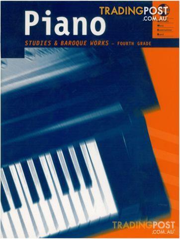 4. AMEB Piano - Repertoire Collections
