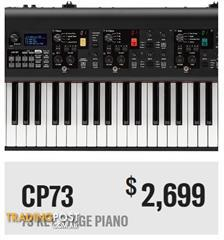 Yamaha Stage Piano CP73