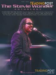 Stevie Wonder - The Stevie Wonder Anthology