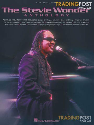Stevie Wonder - The Stevie Wonder Anthology