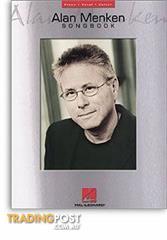 Alan Menken - Songbook (PVG)