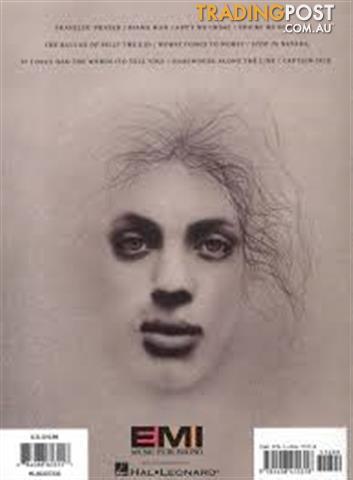 Billy Joel - Piano Man (PVG)