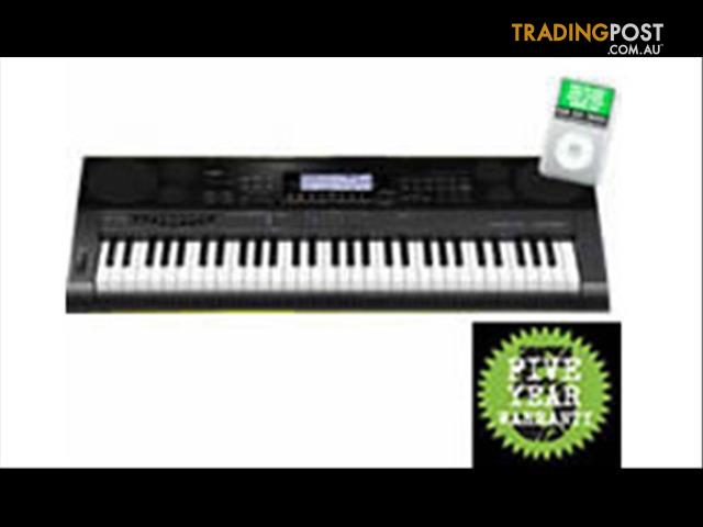 Casio Clearance - CASIO CTK 7000 ~ one only!