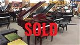 Alex Steinbach SG140 Baby Grand Piano Mahogany Polished ~ SOLD ~  (Purchased New 1992)
