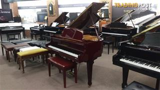Alex Steinbach SG140 Baby Grand Piano Mahogany Polished  (Purchased New 1992)