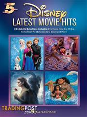 Disney Latest Movie Hits