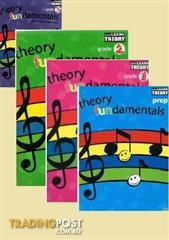 EasiLearn Theory Fundamentals Book's