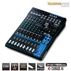 Yamaha MG12XU 12-Channel Mixing Console PA