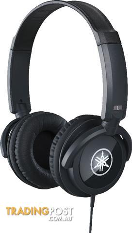 2. Yamaha HPH-100 Comfortable closed headphones