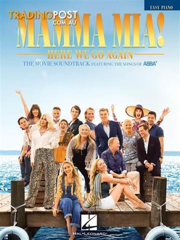 Mamma Mia! - Here We Go Again (Easy Piano)