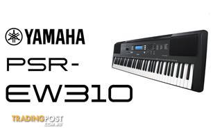 Yamaha E-Series PSR EW310 Regular Series Yamaha PSREW310 Keyboard