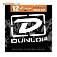 Dunlop DAP12 12-54 Acoustic Guitar Strings